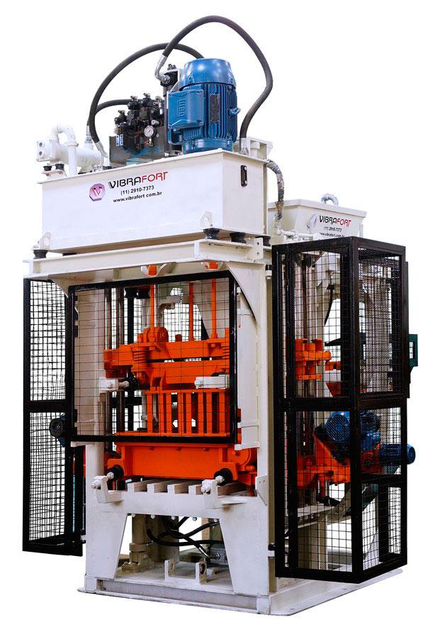 Fábrica de máquina de fazer blocos